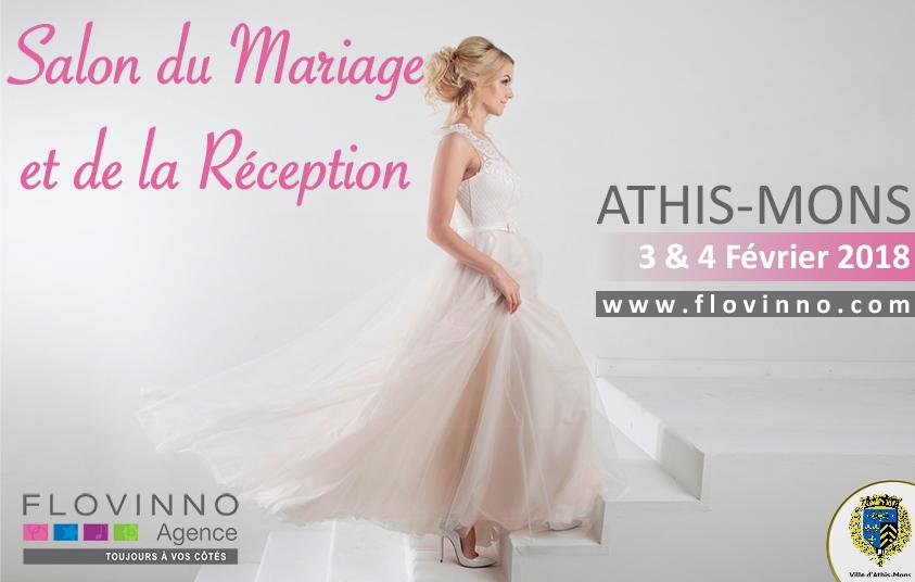 Salon du mariage d 39 athis mons 91 flovinno organisation mariage v nement animation d co - Salon du mariage caen 2015 ...