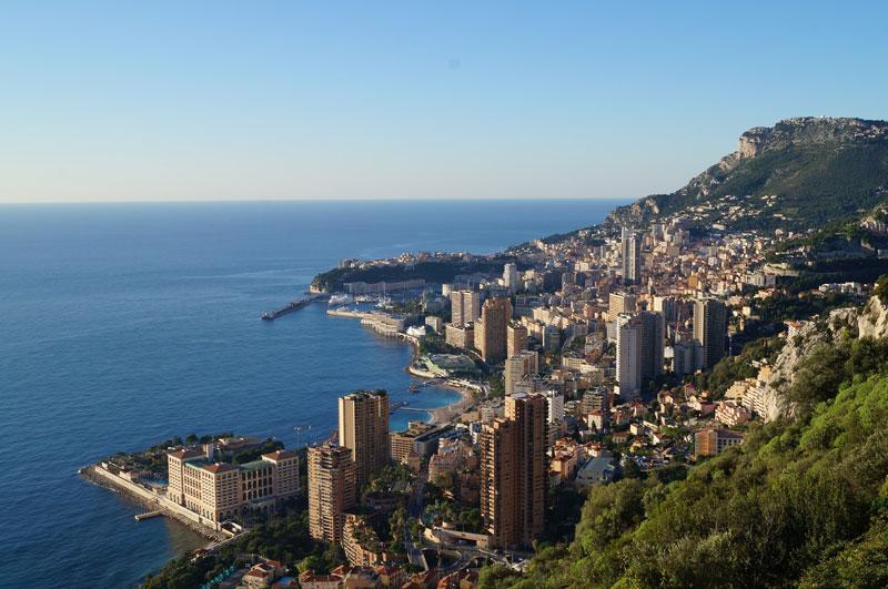 Get married in Monaco