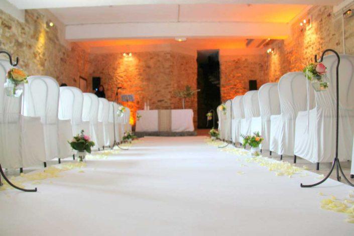 Galerie flovinno conseil organisation v nements for Decoration ceremonie