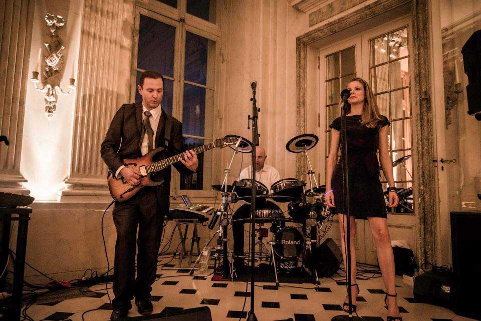 Orchestre live mariage