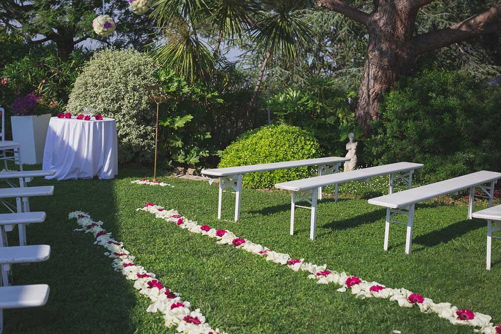 jardin cérémonie laïque