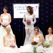 défilé salon du mariage