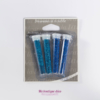 paillettes bleues