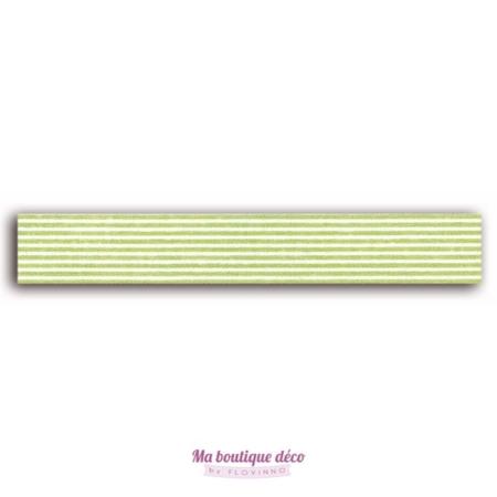ruban tissu adhésif vert