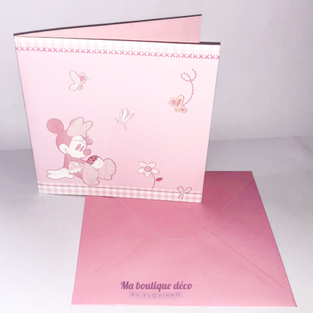 cartes Minnie