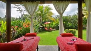 Massage Zen à Bali