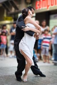 Danseurs Bachata